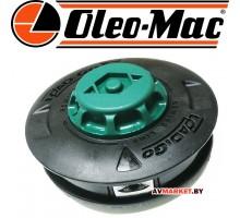 Головка триммерная OLEO-MAC Load &Go LONGLIFE леска 2,4+3.0 мм п/авт арт 63129008 Италия