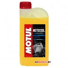 Охлаждающая жидкость Motul MOTOCOOL EXPERT -37`C 1л Германия