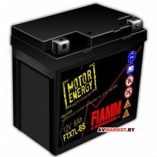 АКБ FIAMM 6.5 Ah FTX7L-BS moto gel 113*70*130