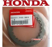 Диск сцепления промежуточный HONDA HS 622 22311-743-003 Бельгия