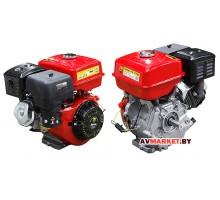 Двигатель 9,0 л.с. бензиновый для культиваторов и мотоблоков FM-901-2-3-7-9 (шлицевой вал) (Литва)