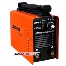 Сварочный аппарат LIDER IGBT200
