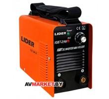Сварочный аппарат LIDER IGBT250