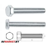 Болт M6*50мм шестигр цинк кл.пр.5,8 DIN 933 5 кг STARFIX SMV1-13503-5