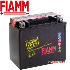АКБ FIAMM12Ah (FTX14-BS) moto gel (150*87*145)
