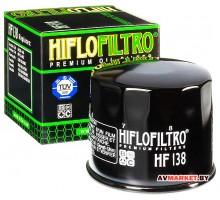 Фильтр масляный для мотоцикла Великабритания HF138