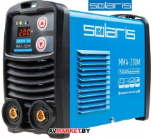 Инвертор сварочный SOLARIS MMA-200M