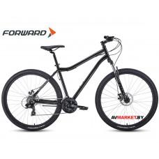 "Велосипед Forward Sporting 29 2.0 disc (29"" 21ск рост 17"") черный 8712003000 RBKW0MN9Q002"