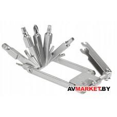 Складной набор ключей 2K FF-02