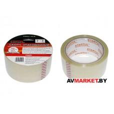 Скотч упаковочный прозрачный 48мм*50м STARTUL PROF (ST9042-1-48-50)