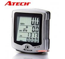 Спидометр вело ATECH BS13 MO 1234