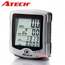 Спидометр вело ATECH BS13 MO 1234 Китай проводной