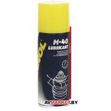 Средство многофункциональное антикорозийное M-40 100 мл Mannol 9895  Китай