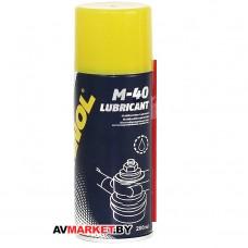 Средство многофункц антикорозийная 9898 Mannol M-40 200ml Lubricant / Multifunktion  Anti-Rost  Литв