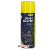 Средство многофункциональное антикорозийное Mannol 9899 M-40 Lubricant/Multifunktion Anti-Rost 450ml