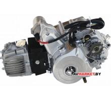 Двигатель 110см3 1P52FMH MM3 AXL 003-00 (механика)(не полн.комплект)