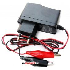 Зарядное для АКБ 12V1A MINI CHARGER HI 2V1A 12V/2.5AH-20AH