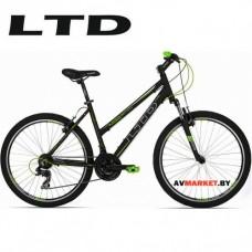 """Велосипед взрослый LTD Miss 3,0 26"""" колесо, 18"""" рама"""
