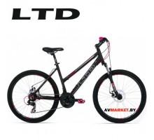 """Велосипед взрослый LTD Miss 4,0 26"""" колесо, 18"""" рама"""