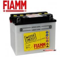 АКБ FIAMM 8 Ah (FB7-A) moto сух (135*75*133) (Минск D-4 125)