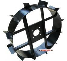 Грунтозацепы для окучивания (ЦелинаМБ.Каскад,Нева) диаметр 590 мм ширина 130мм без ступицы Россия