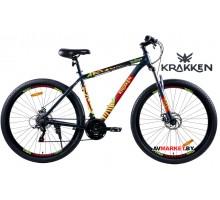 """Велосипед горный KRAKKEN BARBOSSA 20 серый 29"""" 2019 Китай 4810310006342"""