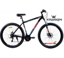 """Велосипед горный KRAKKEN BARBOSSA 20 черный 29"""" 2019 Китай 4810310006359"""