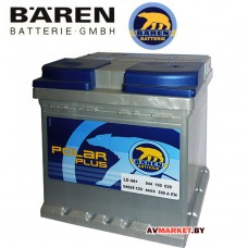 Аккумулятор BAREN POLAR 44з 390А 175*175*190