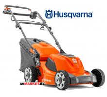 Газонокосилка электрическая Husqvarna LC 141C 9670993-01 Китай