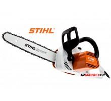 Электропила Stihl MSE141 C-Q 1,4 кВт (шина и цепь 35 см защитный кожух) 12080114051 Китай