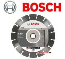 Алмазный круг 230х22,23мм бетон Professional 2608602200 Германия
