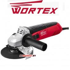 Углошлифмашина одноручная WORTEX AG 1213 - E в кор.Китай артAG1213E00011 (Китай)