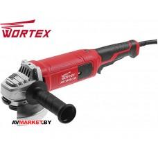 Углошлифмашина одноручная WORTEX AG 1213-1 E в кор Китай