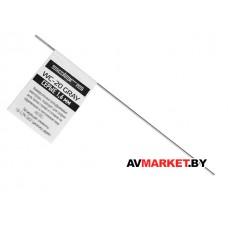 Электрод вольфрамовый серый SOLARIS WC-20 Ф1,6мм  TIG сварка Китай WM-WC20-1601