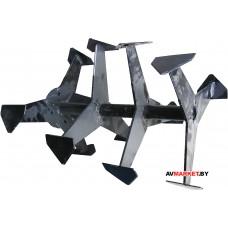 Фреза МТЗ РБ (гусиные лапки) ступица 37 мм ширина 435мм