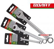 Ключ комбинированный 8 мм Волат арт16030-08 Индия