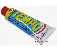 Восковая паста для полировка кузова Tempo K2 120гр