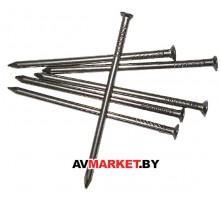 Гвозди строительные 3.0х80 мм ГОСТ 4028-63 (5кг в коробе) арт Белорусь