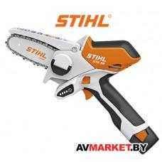 Пила-мини цепная аккумуляторная Stihl GTA26 Set Германия GA01 011 6918