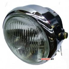 Фара круглая хром м. DELTA50 ALPHA50 SLW1104-2 страна ввоза Китай