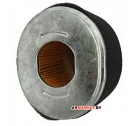 Фильтр воздушный сухого типа для двигателя в сборе (бумажный элем) 177F