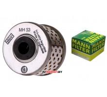 Фильтр масляный MANN MH53  (OX410)HONDA KAWA SUZUKI