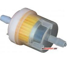 Фильтр топливный с магнитом желт Скутер+МД