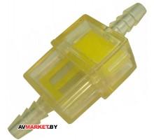 Фильтр топливный скутер квадрат без магнита SLW1104-393