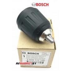 Патрон быстрозажимной для шуруповертов BOSCH GSR140-LI GSB180-LI Германия 2609112190