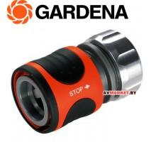 Коннектор с автостопом Premium 13 мм (1/2) 08168-20 Германия