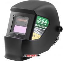 Щиток сварщика с самозатемняющимся светофильтром DGM V4000 Китай