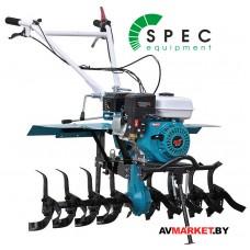 Культиватор SPEC SP-850S + колеса 6.00-12 (пониж.передача) Китай