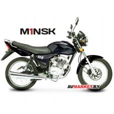 Мотоцикл D4 125 черный 4810310003389 РБ