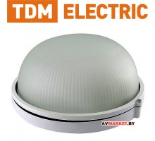 Светильник НПБ1101 круг белый 100Вт IP54 TDM SQ0303-0024